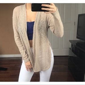 Urban Outfitters Crochet Cardigan